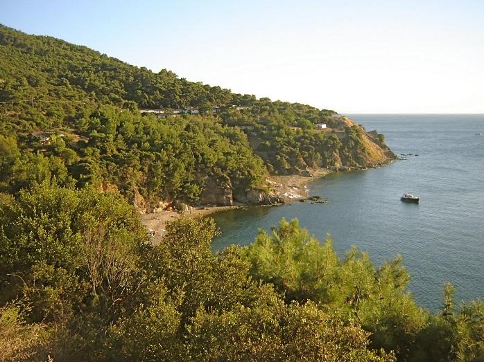 İstanbul Denize Girilecek Yerler