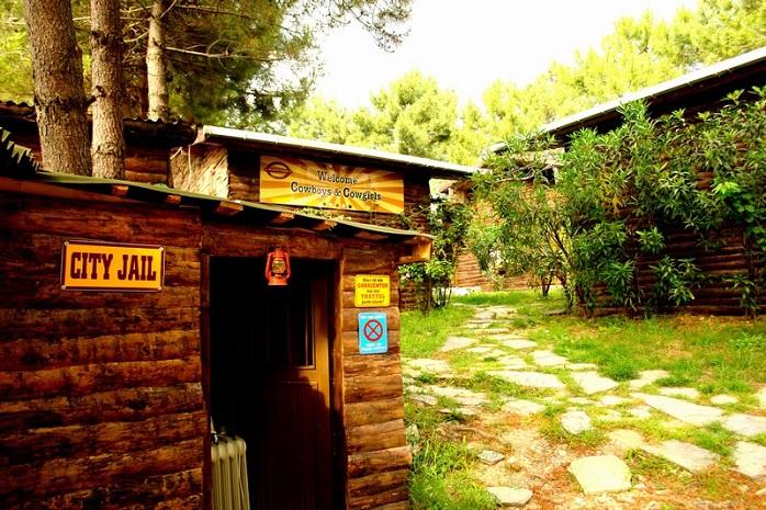 İstanbul Woodyville Kamp Alanı