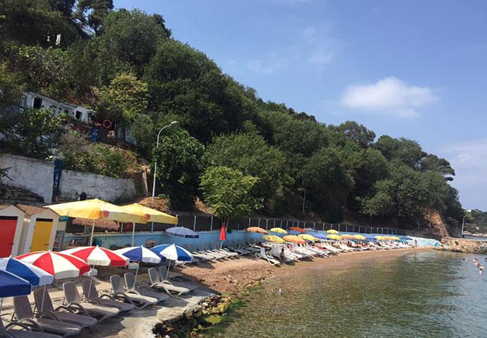 Çakmakya Plajı