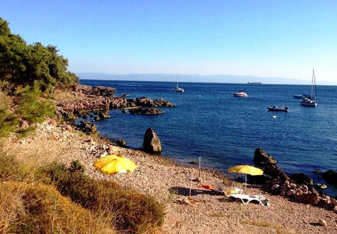 Kalpazankaya Plajı