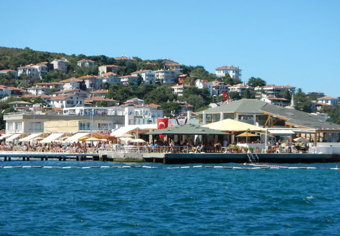 Su Sporları Kulübü Plajı