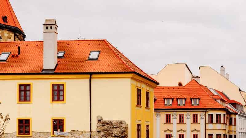 Slovakya Old City