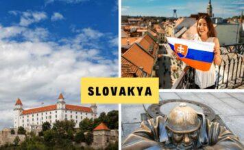 Slovakya Gezilecek Yerler - Slovakya Gezi Rehberi
