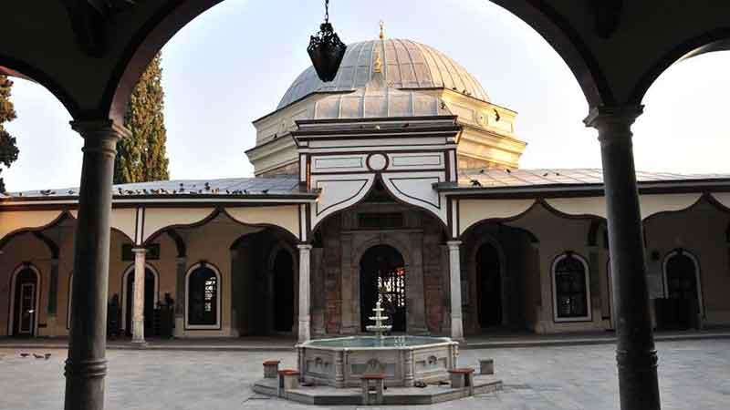 Emir Sultan Külliye Camii