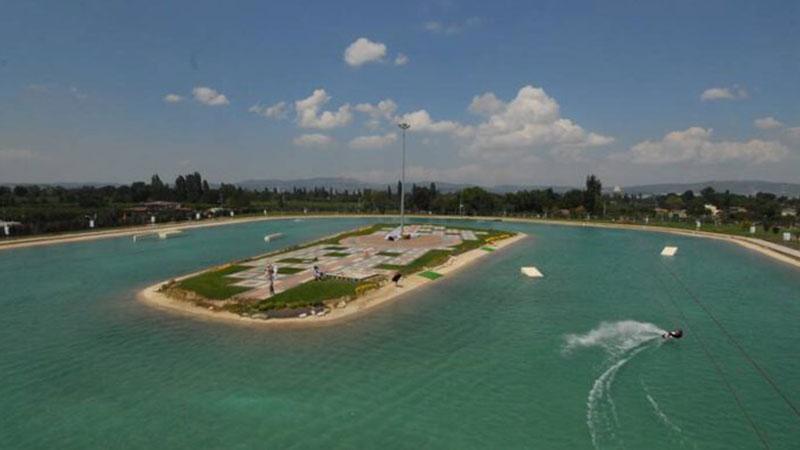 Sukay Su Kayağı Parkı - Bursa Gezilecek Yerler