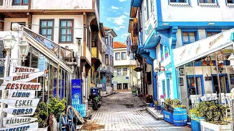 Tirilye - Bursa Gezilecek Yerler