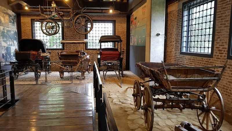 Tofaş Anadolu Araba Müzesi